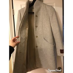Wilfred Cocoon Coat Large